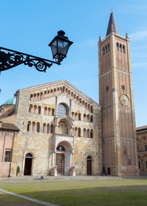 Cathedral of Parma :: My Italian Treasures & Elizabeth Namack, tour operator