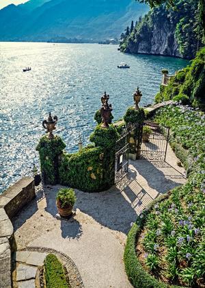Lake of Lago di Garda :: My Italian Treasures & Elizabeth Namack, tour operator