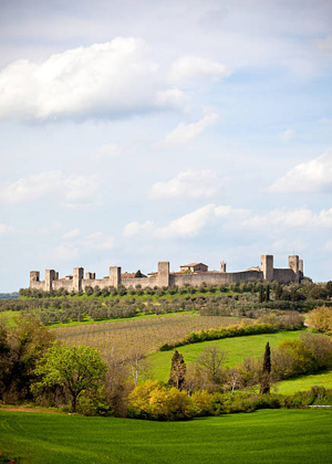 Walled towns of Tuscany :: My Italian Treasures & Elizabeth Namack, tour operator