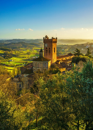 San Miniato in Tuscany :: My Italian Treasures & Elizabeth Namack, tour operator