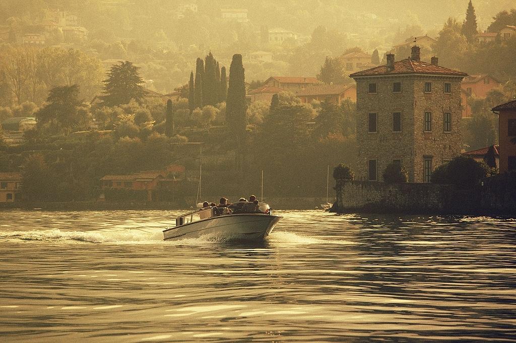 Lake Como in Italy :: My Italian Treasures & Elizabeth Namack, tour operator